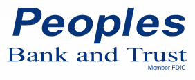 People's Bank and Trust